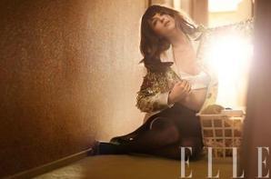 #FiftyShadesOfGrey  Dakota Johnson fera la UNE du Mag ELLE US en Mars