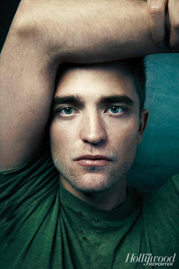 Nouvelles photos de Rob pour The Hollywood Reporter *-*