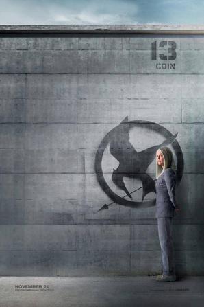 #NEWS #LaRévoltePart1 les premiers posters personnages