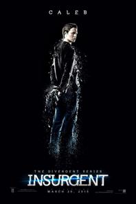 @SNDfilms #Divergente2: L'insurrection affiches personnages