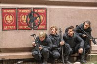 #NEWS #HungerGamesLaRévoltePart 2 des nouvelles photos !