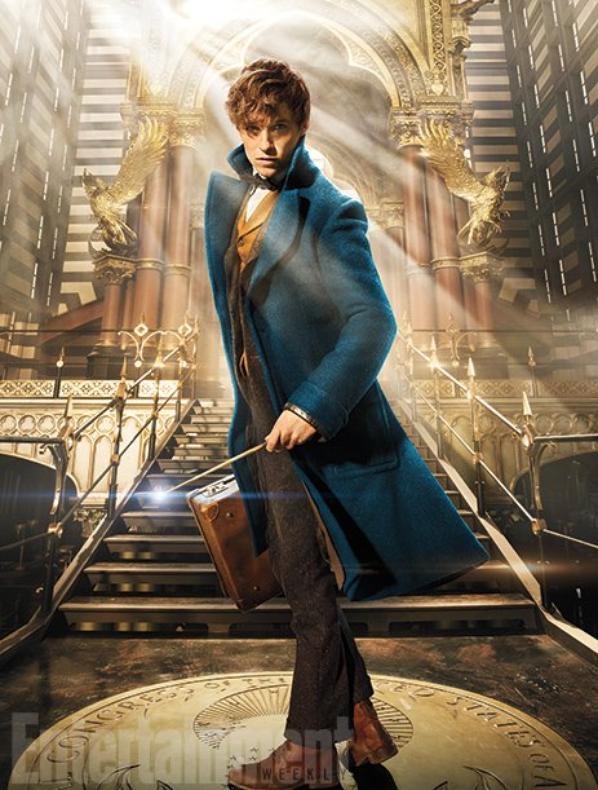 #NEWS #LesAnimauxFantastiques de J.K. Rowling les toutes premières photos !