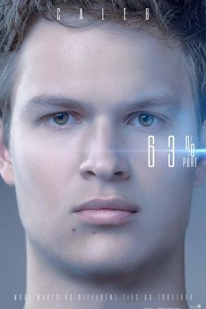 #NEWS #Divergente3 des nouveaux posters personnages !