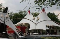 toilettes du cirque ARLETTE GRUSS