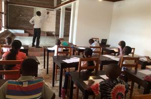 Arts Kalpone en collaboration avec l'institut français du Burundi