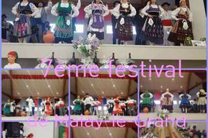 Notre 7ème Festival (28.04.18)