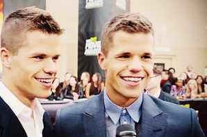 Max Carver as Aiden & Charlie Carver as Ethan