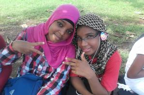 moi et amie