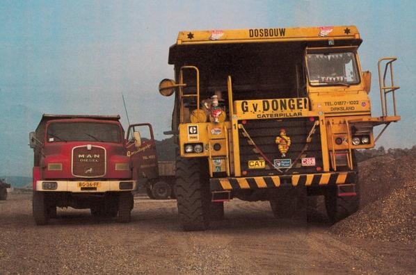 G. van Dongen Transport Dirksland  Hollande.