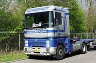 Peeman Transport début des années 2000.