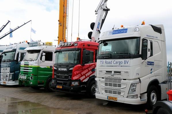 25-08-2018 Truckschow Numansdorp Pays-Bas. 004