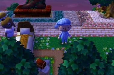 un jolie village