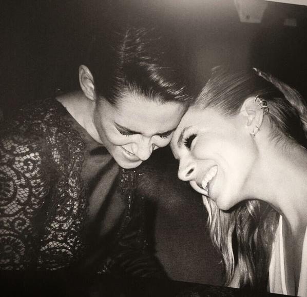 MET gala 2013 : Nouvelle photo de Kristen avec Sienna Miller