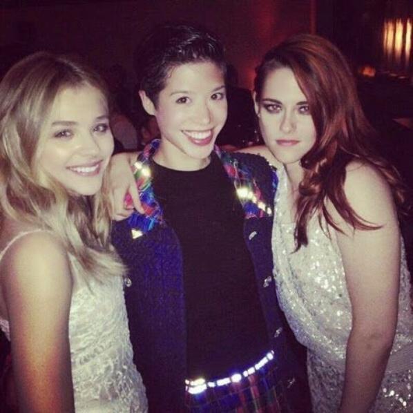 Photos de Kristen à l'after party de sils Maria à Cannes le 23/05