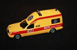 ACS (service d'ambulance privé de ma région)