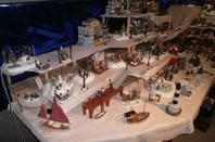 village de noel 2013 en cours