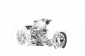 Ces Motos ou autres véhicules y passent du temps à faire les détails car y met tous mon coeur