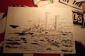 Mes dessins sont à vendre 25¤ (n'envoie pas par la poste, chercher sur le lieu de domicile, paiement: liquide)