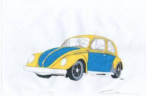 Série de VW Cox