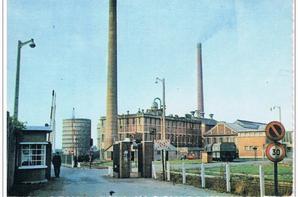 les usines chimiques de Mazingarbe