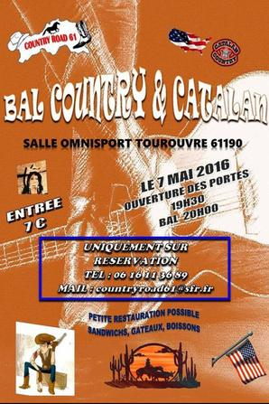 GRAND BAL COUNTRY & CATALAN de COUNTRY ROAD 61