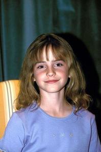 Emma watson enfant