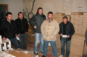 Les Macarians à Bordeaux - Mars 2014