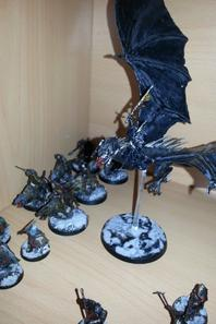 Fin de warhammer et figu games workshop