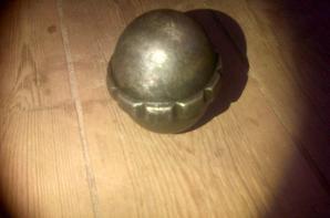 Grenade Oeuf Allemande WW1.
