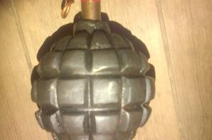 Grenade Allemande WW1 14/18.