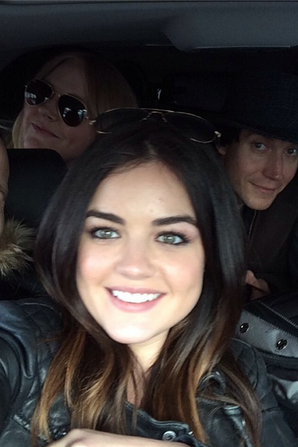 Lucy Hale Photo ♥