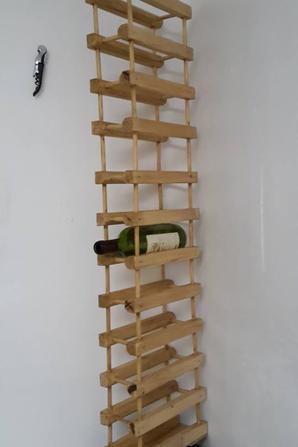 Porte bouteilles Vertical