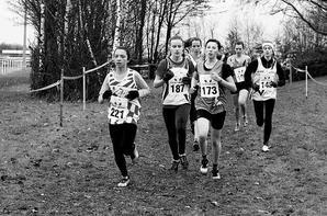 Une seconde passion, l'athlétisme, la course, le cross <3 <3