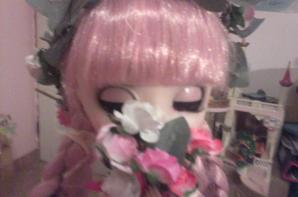 Mémoria avec une nouvelle tenue de roses partie 1