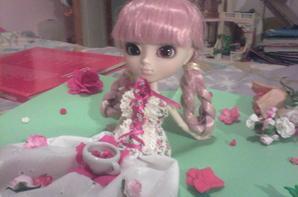 Mémoria avec une nouvelle tenue de roses partie 4