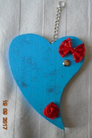 Coeur photo personnalisé