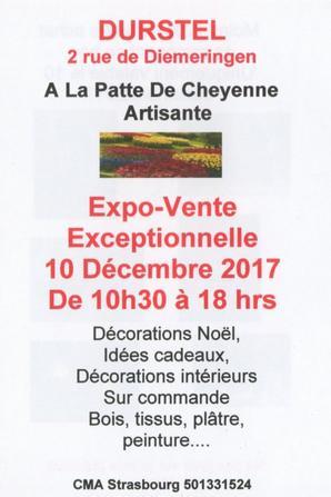 EXPO-VENTE EXCEPTIONNELLE