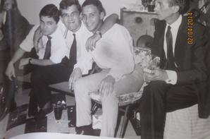 nous  les  jeunes à  abidjan le  31 decembre 1963