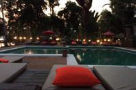 Photos d'un petit paradis à Assinie.....Hotel Zion