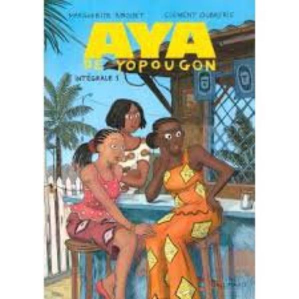 une de mes  bd  africaines  préférées