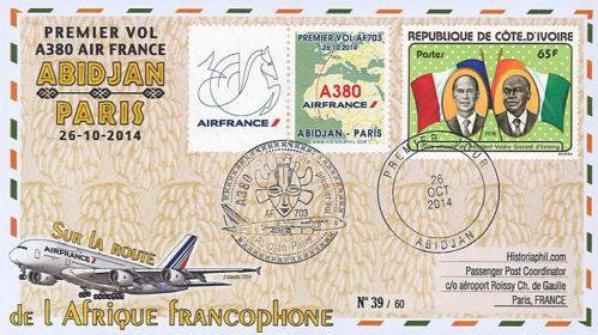 air  frane  en  afrique  collection  premiers  vols