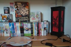 Mes Mangas ect...