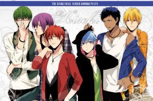 One Shot Kuroko No Basket : Une soirée film !
