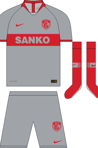 Gazisehir FK - Nike