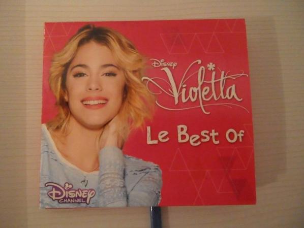 Qui a le best of de Violetta???