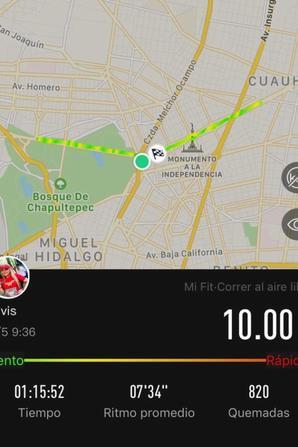 domingo runner