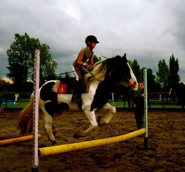 L'obstacle une passion <3