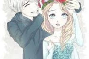 Elsa et jack ♥