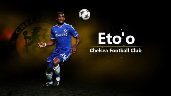 HBD  to ETO'O FILS