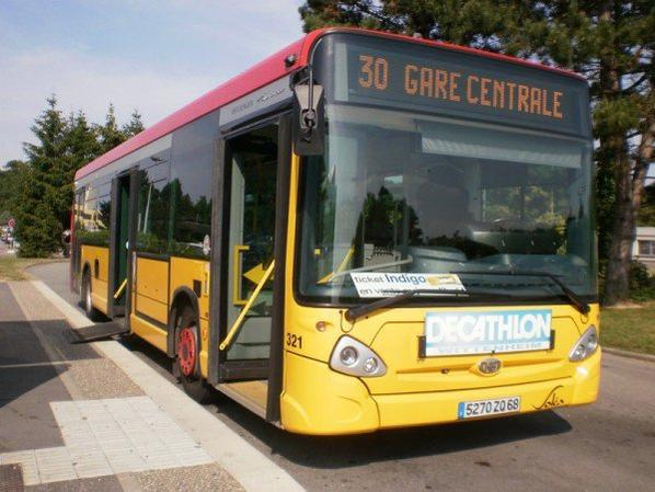 Comparer les bus